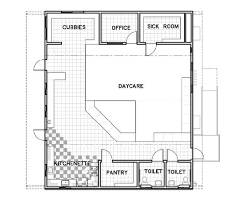 facility floor plan floor plans for daycare centers gurus floor