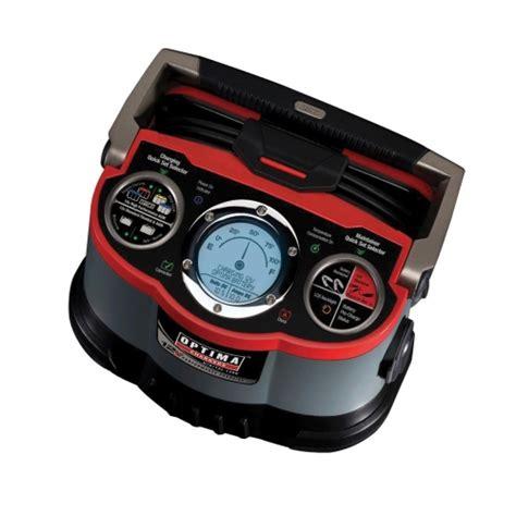 optima battery charger digital 1200 for 12 volt batteries