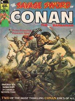 The Savage Sword Of Kull Volume 1 savage sword of conan