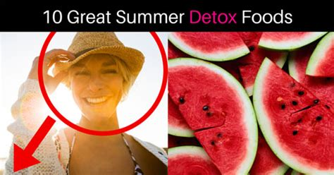 Clean 10 Detox Foods by 10 Clean Foods For Your Summer Diet Detox