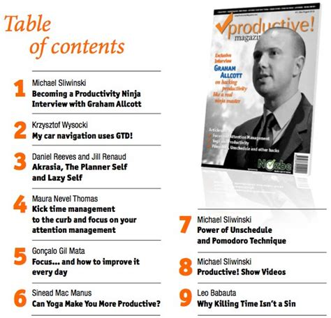 magazine table of contents template 18 table of contents magazine template editing book