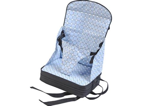 baby booster seat that attaches to table baby polar gear on the go booster seat circles blue travel