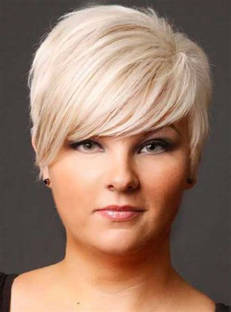 pixie haircuts for double chins 25 cute hair styles for short hair haircuts recipes to