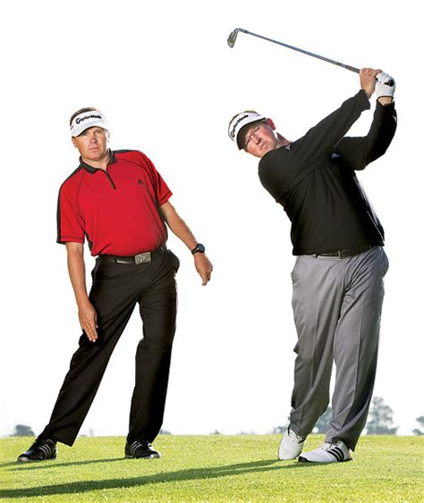 stack and tilt driver swing four moves to stack tilt golf tips magazine