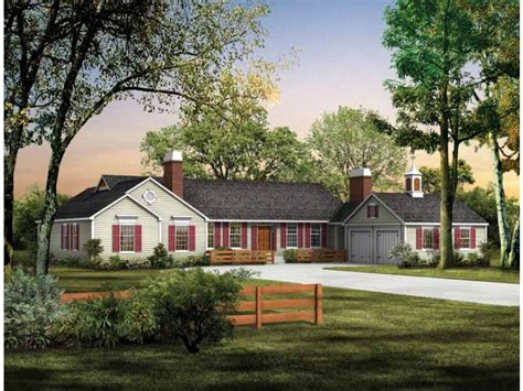 dreamhome source ranch house plan with 3018 square feet and 4 bedrooms from