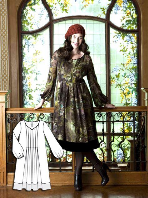 burda burda style pattern b6446 women s sleeve variation top cozy countryside 9 new plus size women s patterns