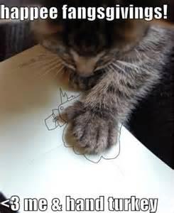 Thanksgiving Cat Meme - i can haz catzgiving