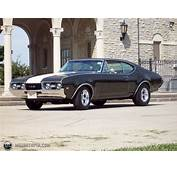 1968 Oldsmobile 442 Holiday Coupe Id 13978