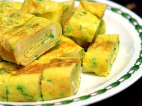 membuat omelet gulung k 243 rejsk 225 omeleta mňamky recepty sk