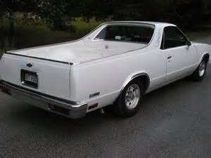 purchase used 1980 chevy el camino factory floor stick 3