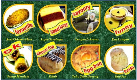 snack box specialist  depok kenari roti kue pastry