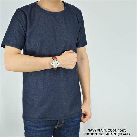 Kaos Baju T Shirt Vans jual baju kaos cowok pria shirt polos polosan bahan