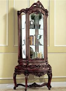 Curio Cabinet For China China Cabinets