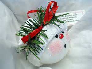 decorate your own christmas ornament by townsendcustomgifts