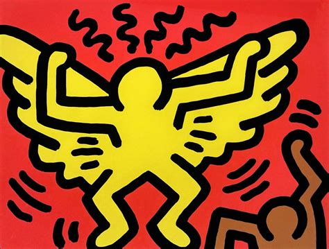 drawing for sale keith haring art www pixshark com images galleries