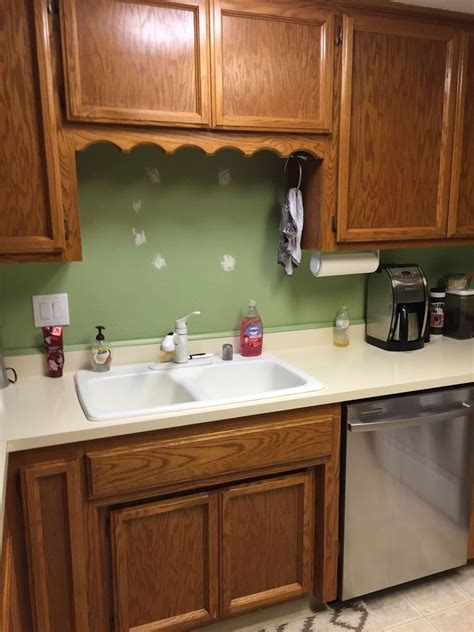 smart tiles kitchen backsplash hometalk using vinyl smart tiles to update my kitchen