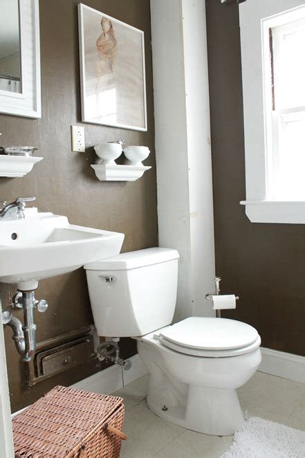 Small Guest Bathroom Decorating Ideas by Small Guest Bathroom Ideas 28 Images Traditional Brown