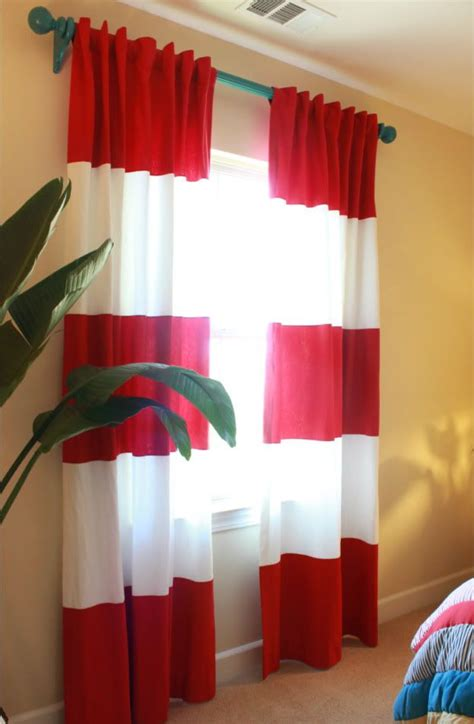 red and white patterned curtains red and white curtains google search fyc pinterest