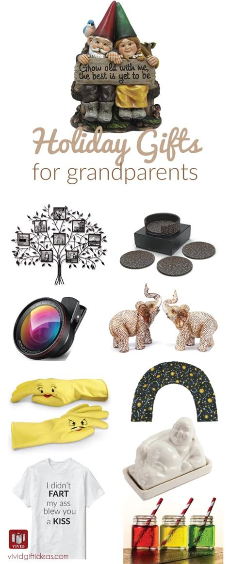 best holiday gift ideas for grandparents vivid s