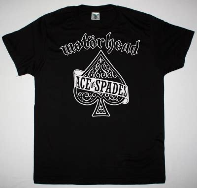 Loses Shirt While Performing Live 4 by Motorhead Born To Lose Live To Win New Black T Shirt