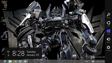 theme windows 7 transformers 4 download gratis tema windows 7 transformers prime theme