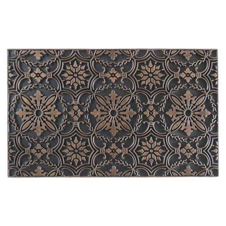 10 x 12 outdoor rubber mat impression rubber pin decorative outdoor door mat