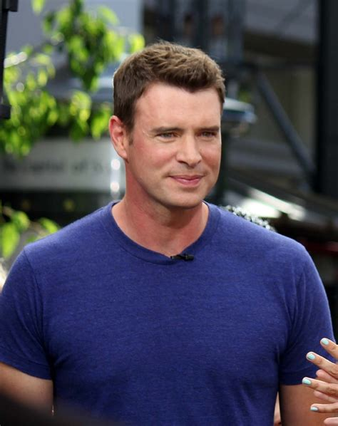 scott foley scott foley photos surprise extra visit from true