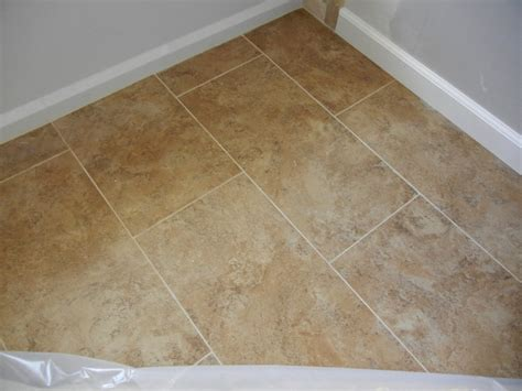 Installing Vinyl Tile How To Install Ceramic Floor Tile Linoleum Carpet Review