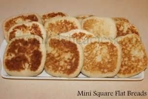 Tokyo1 Mini Bread Square mini square flat breads swahili delicacies