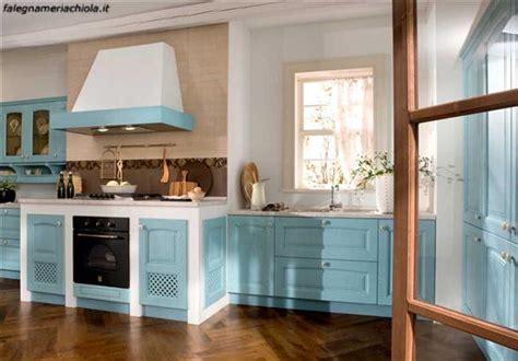 cucine in muratura lineari cucina in muratura su misura decape azzurro