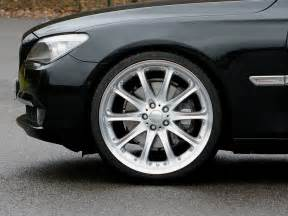 Bmw Rims Hartge Wheels For The New 2009 Bmw 7 Series