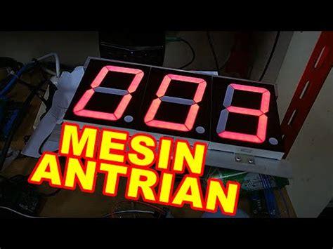 Mesin Antrian Sederhana membuat mesin antrian sederhana arduino doovi