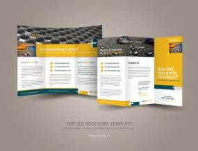 Trifold Brochure Template by Trifold Brochure Template Psdbucket