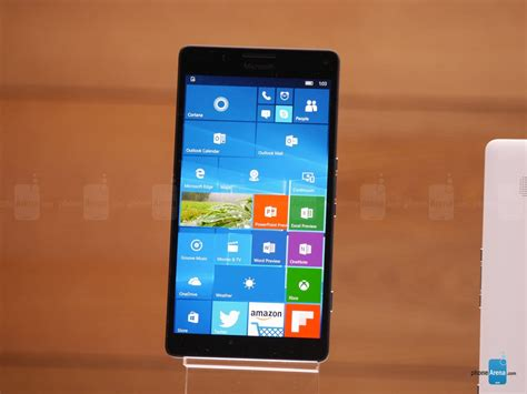 Microsoft Lumia Xl microsoft lumia 950 xl on phonearena reviews