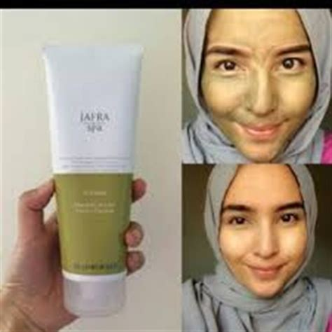Mud Mask Jafra Masker Lumpur Limited jual mud mask jafra indira shop