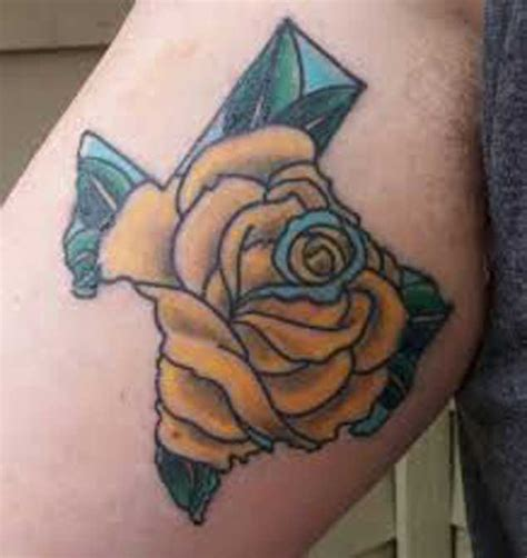 yellow rose tattoo shop 70 sensational state of tattoos yellow