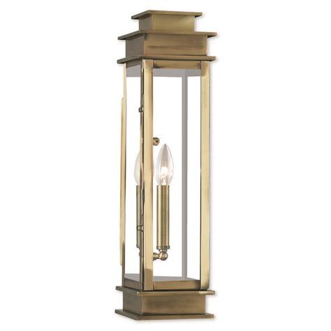brass outdoor wall light brass outdoor wall lights offer maximum beam spread