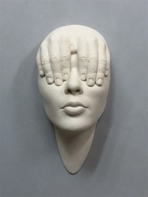 Handmade Clay Sculptures - 17 best ideas about clay sculptures on