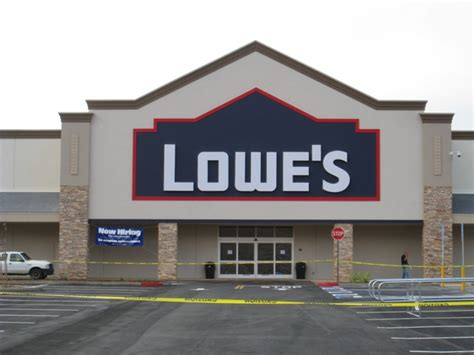lowe s home improvement new store coming soon to vallejo ca