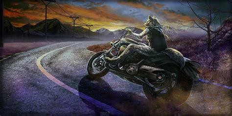 Fantasy Motorrad Bilder by Fotos Wolf Fantasy Motorrad Stra 223 E Motorradfahrer Magische
