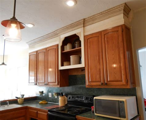 kitchen cabinets to ceiling pictures project making an upper wall cabinet taller kitchen