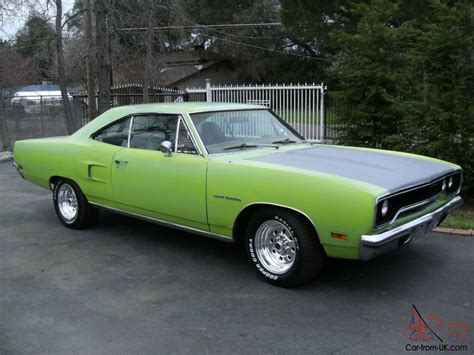 1970 plymouth sport satellite for sale 1970 plymouth satellite sport new 440ci 3 23 suregrip