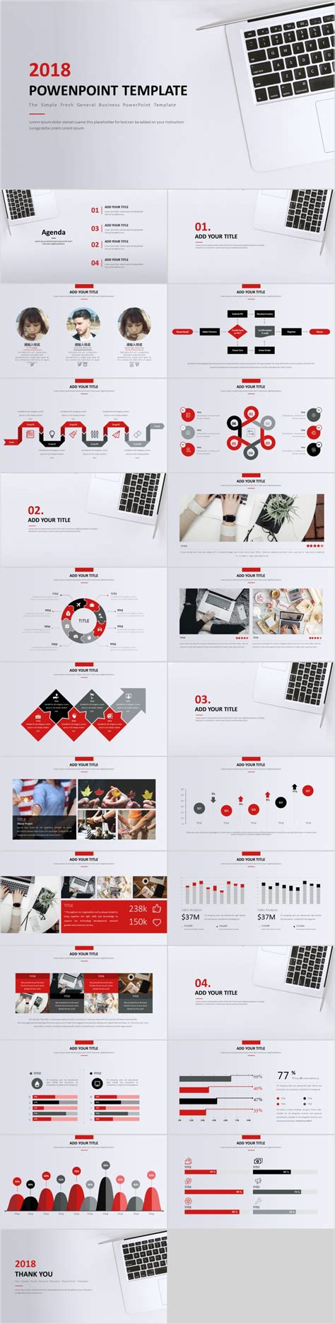 creative the highest quality powerpoint templates and 24 charts creative powerpoint template the highest