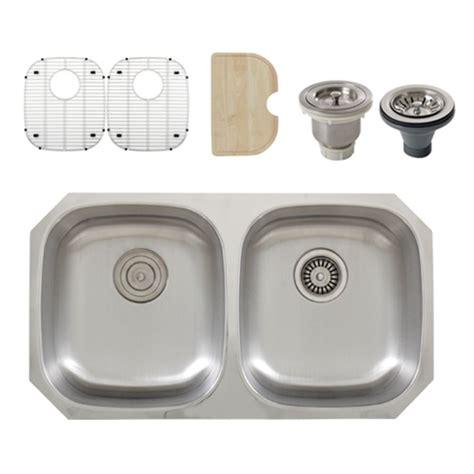 16 stainless steel undermount kitchen sink ticor s205 undermount 16 stainless steel kitchen