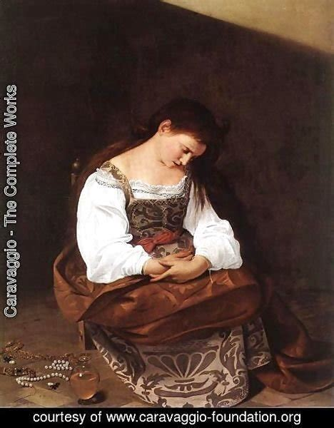 caravaggio the complete works 97 caravaggio the complete works magdalene 1596 97