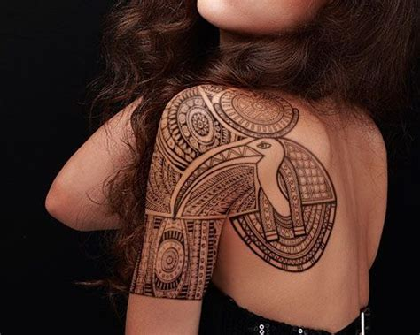 thoth tattoo best 25 tribal shoulder tattoos ideas on