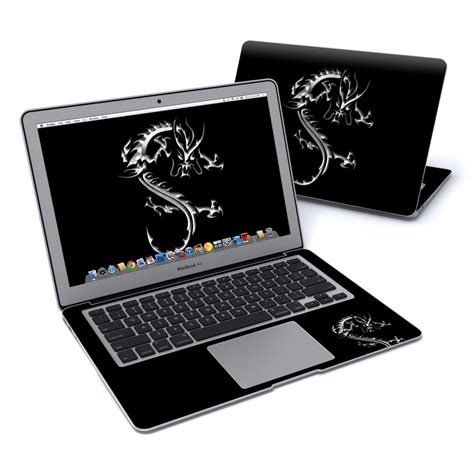 Chromes Crush Proof For Mac Laptops by Macbook Air 13in Skin Chrome Decalgirl