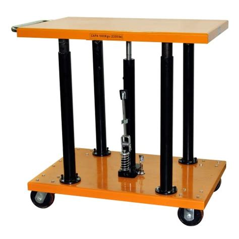 hydraulic table cart home depot lift tables tiny reals home depot