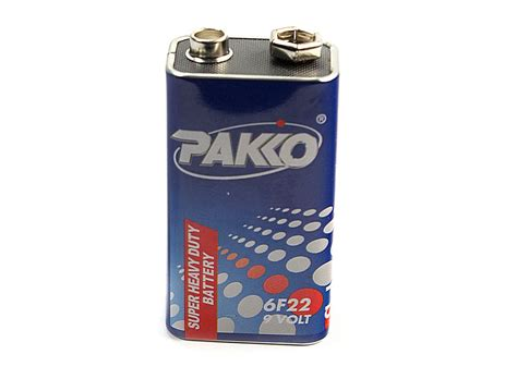 Best Battery Type 6f22 9v Baterai Kotak 9 Volt Block Heavy Duty pakko carbon heavy duty battery 6f22 9v e01442 buy at lowest prices