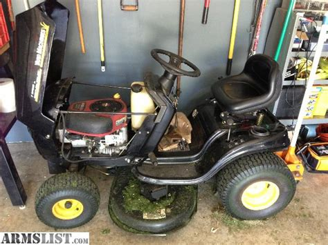 Garage Sale Lawn Mower by Armslist For Sale Lawn Mower Yard Machine 42